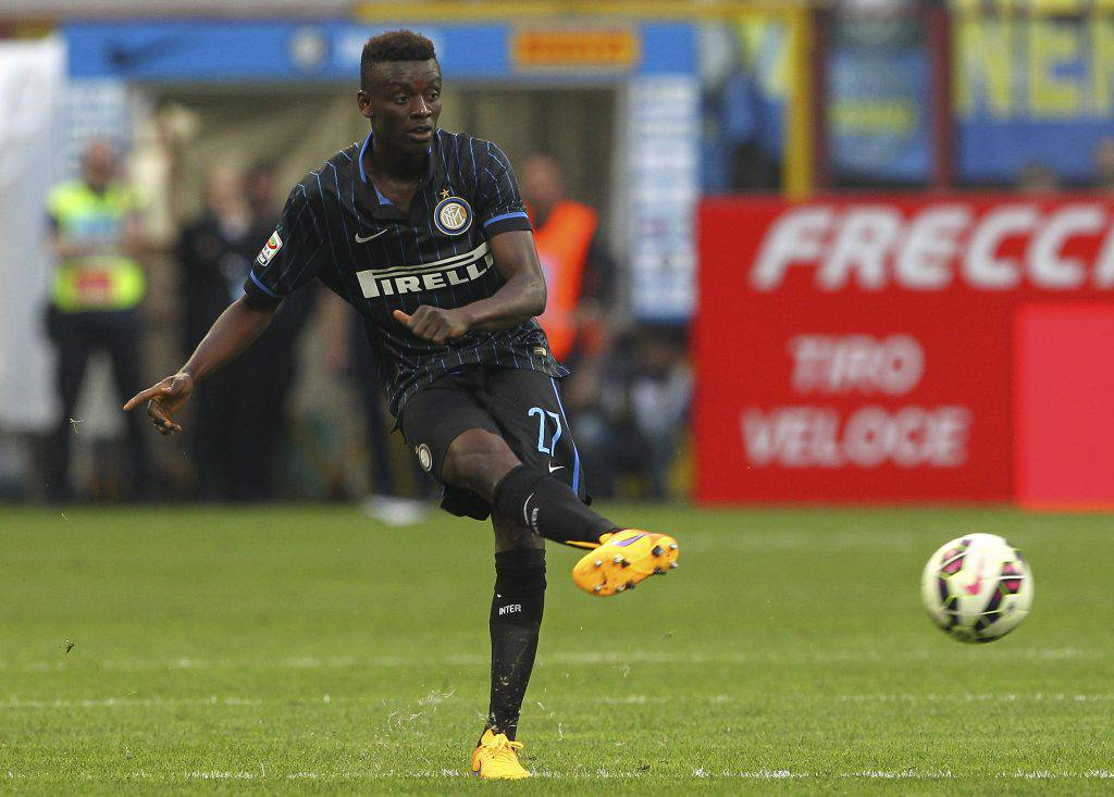 Udinese, chiesto all'Inter Gnoukouri