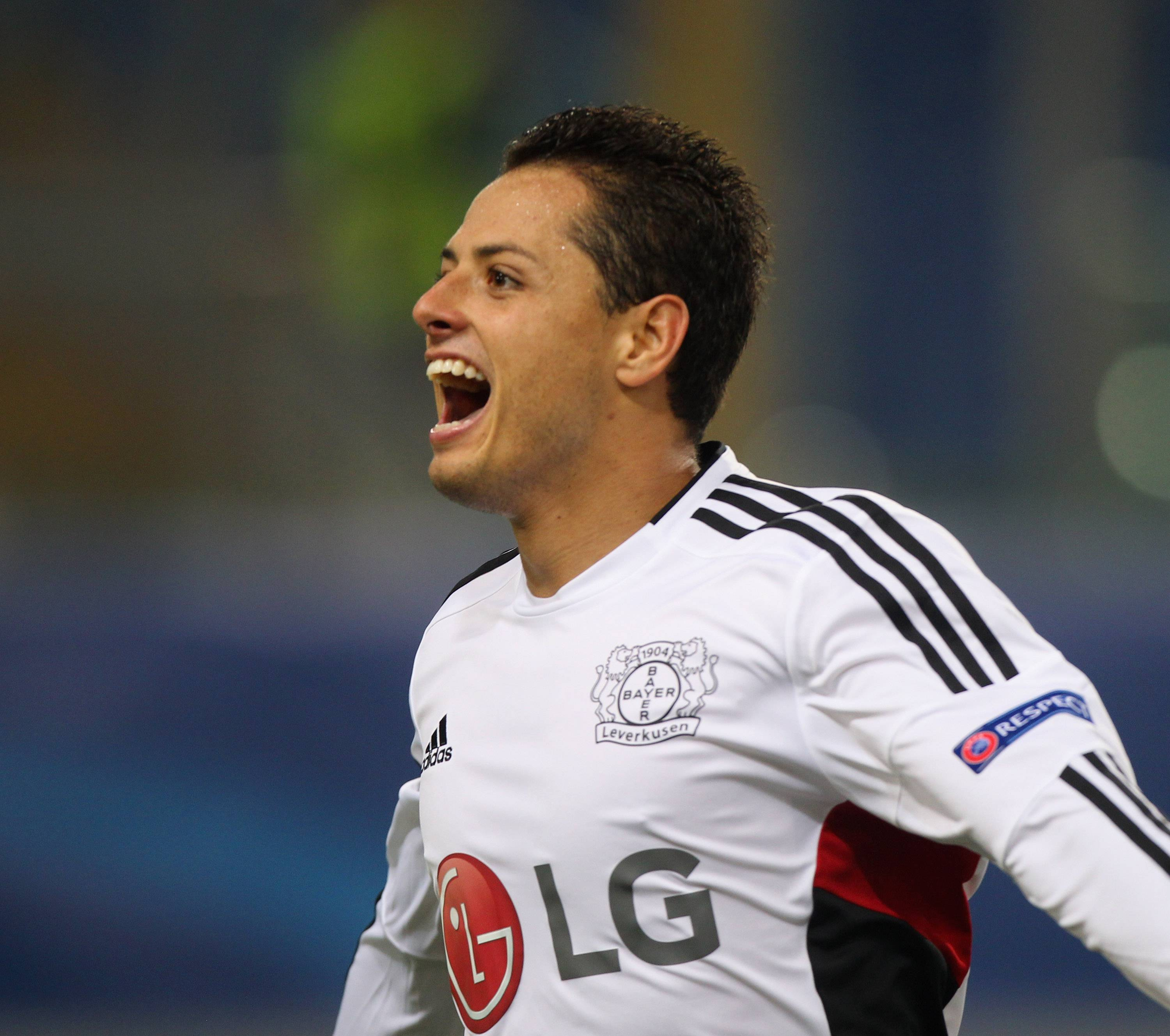 Chicharito Hernandez west ham