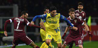 castro chievo infortunio