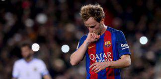Rakitic su messi