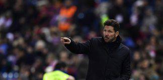 simeone atletico madrid everton mercato