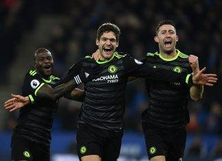 Chelsea, Marcos Alonso
