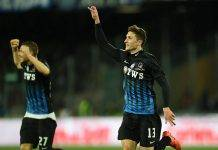 caldara atalanta juventus
