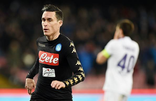 Real Madrid-Napoli, Callejon e Albiol in conferenza stampa