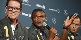 Desailly Ghana