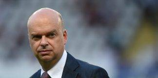 Milan Fassone Arsenal Gazidis