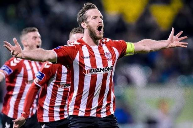 Tragedia in Irlanda: trovato morto capitano del Derry City