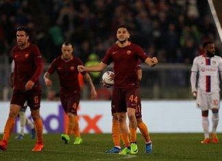Roma Manolas derby