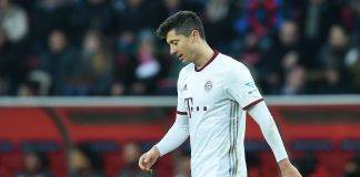 Robert Lewandowski Real Madrid