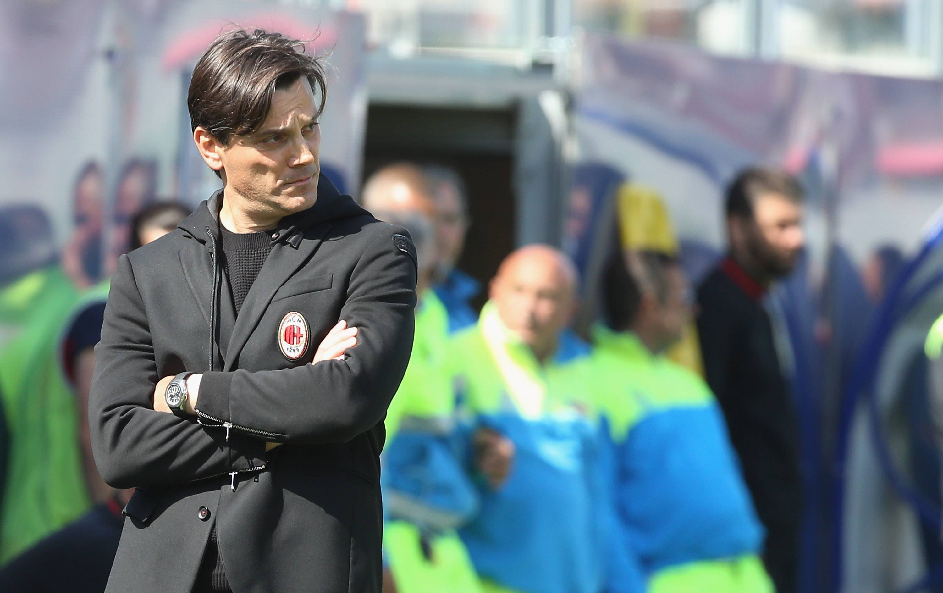 Milan, via il preparatore Marra Mossa anti-crisi di Montella