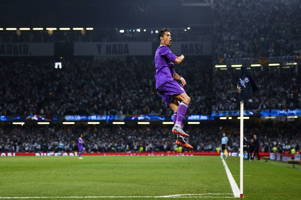 Real Madrid, Cristiano Ronaldo: