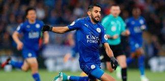 "manchester united city leicester, Shakespeare: ""Mahrez è concentrato, per il futuro non so"""