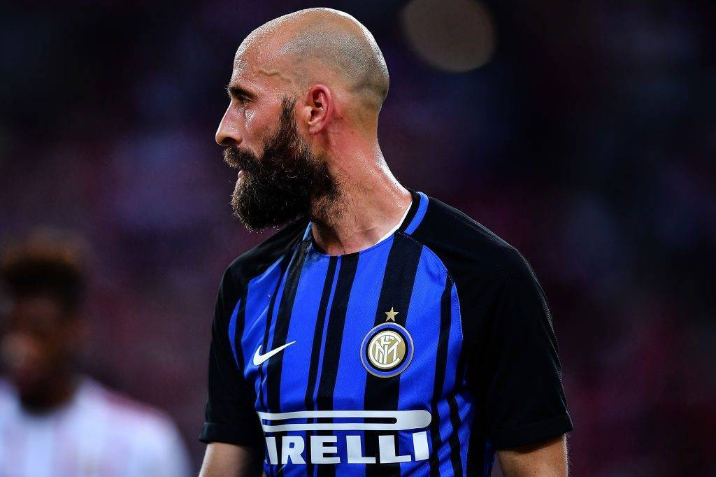 Hellas Verona-Inter, Borja Valero spinge i nerazzurri all'intervallo