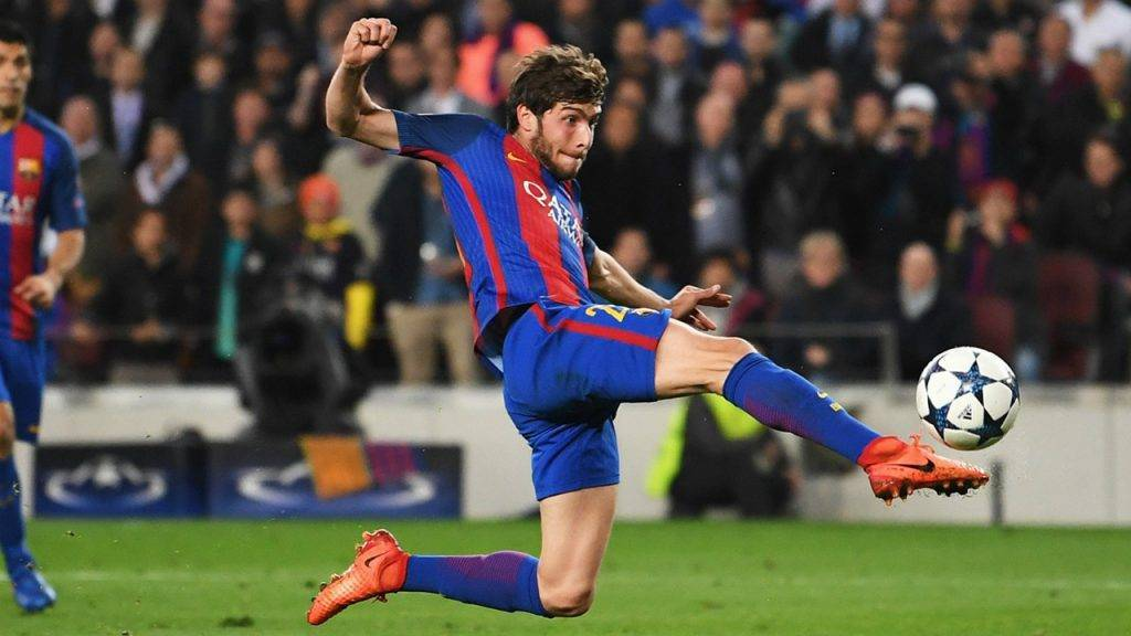 At. Madrid, chiesto Sergi Roberto al Barcellona