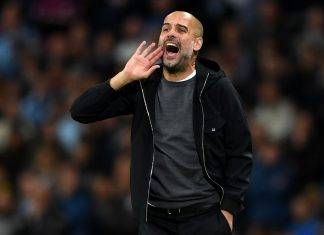 guardiola manchester city de jong