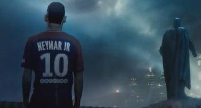 PSG, Cavani e Neymar diventano supereroi: il video impazza sul web (VIDEO)