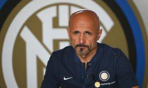 Inter conferenza stampa Spalletti