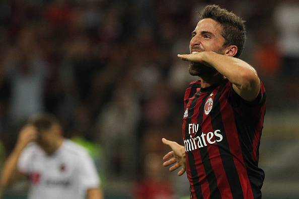 Europa League: Borini regala il successo al Milan, eliminata l'Atalanta