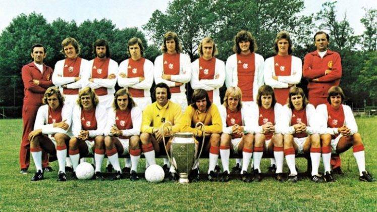 Ajax 1971-73: i re del calcio totale