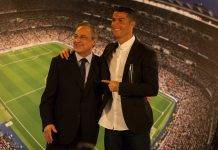 REAL MADRID, FLORENTINO PEREZ CR7