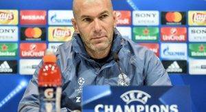 real madrid zidane