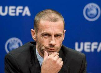 News UEFA Ceferin