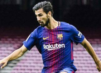 Barcellona André Gomes Juve
