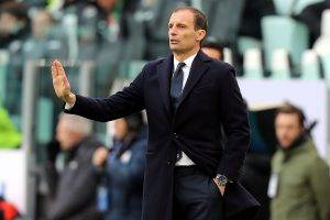 Juventus, Allegri Real Madrid