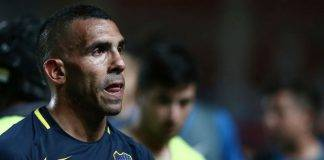 boca tevez infortunio in carcere