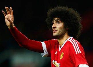 Manchester United Fellaini Milan