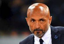 Udinese-Inter, Spalletti