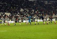 Juve-Napoli Allianz Stadium
