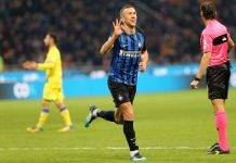 Inter Perisic Manchester United