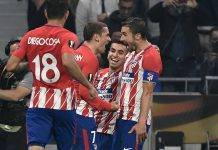 Europa League, Atletico Madrid