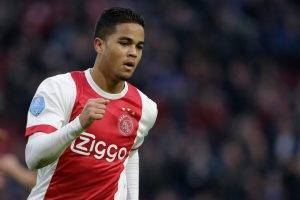 Justin Kluivert Roma