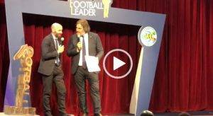 Football Leader 2018 - Roma, Monchi Alisson