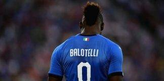 Italia infortunio Mario Balotelli