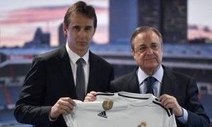Real Madrid, Lopetegui