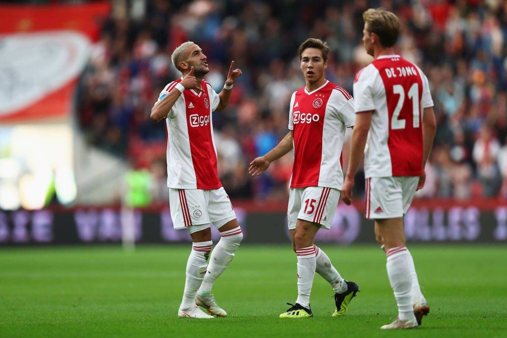 Champions League: Ajax, Young Boys e AEK Atene ai gironi
