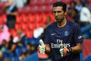 PSG Buffon France Football