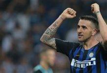 Inter Vecino Champions League Tottenham