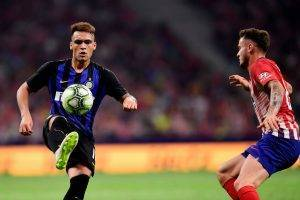 Inter infortunio Lautaro Martinez