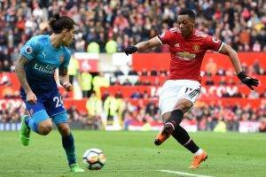 Calciomercato Inter Ausilio Anthony Martial