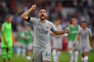Roma infortunio Kostas Manolas