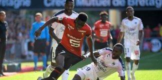 Inter Arsenal Rennes Sarr
