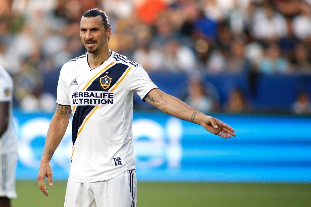 Calciomercato Milan: i Los Angeles Galaxy non mollano Ibra