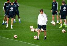 Real Madrid Lopetegui Antonio Conte
