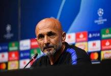 Inter Luciano Spalletti Messi Barcellona