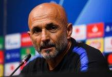 Lazio-Inter conferenza stampa Spalletti