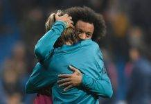 Real Madrid Marcelo Modric Juventus Inter